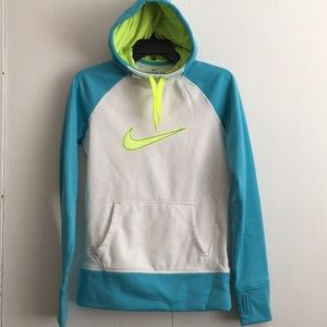 Nike Therma Dry-Fit Hooded Sweatshirt Small